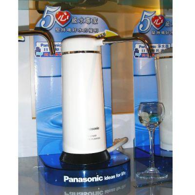 可議價 【Panasonic 國際牌】日本原裝 《四重高效除菌過濾》淨水器 PJ-37MRF / PJ37MRF